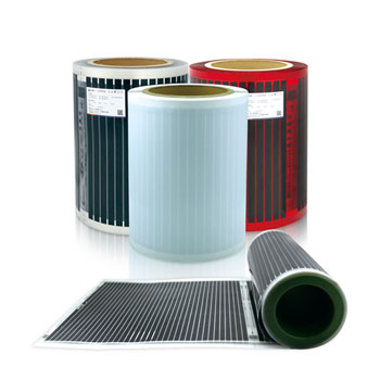 HGT Graphene heating film