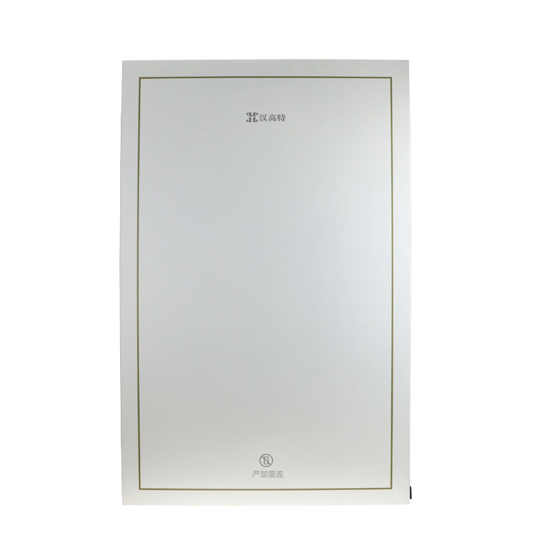 Pearl white series heating panel