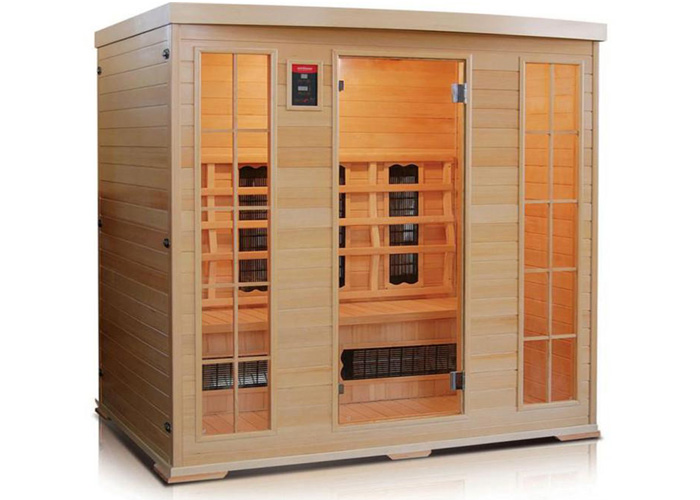 Nano steam room, far infrared sauna