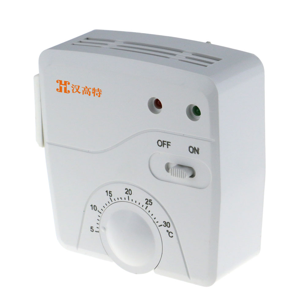 Wall thermostat mechanical thermostat