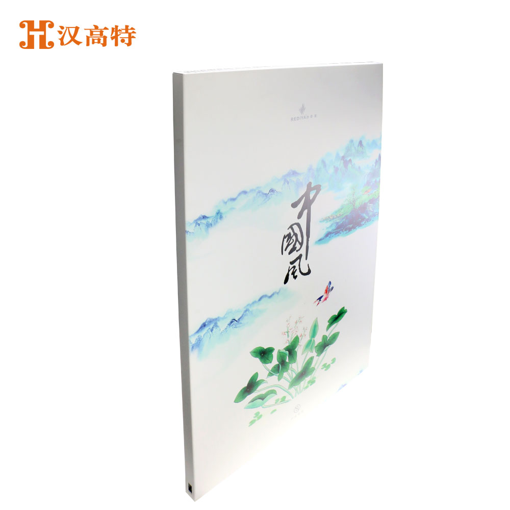 Color painting series heating panel